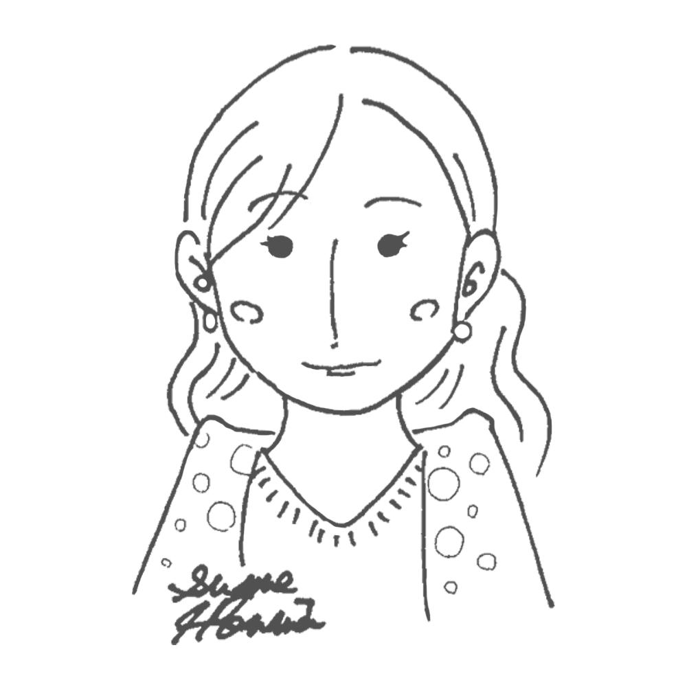 本間 涼恵 - suzue honma