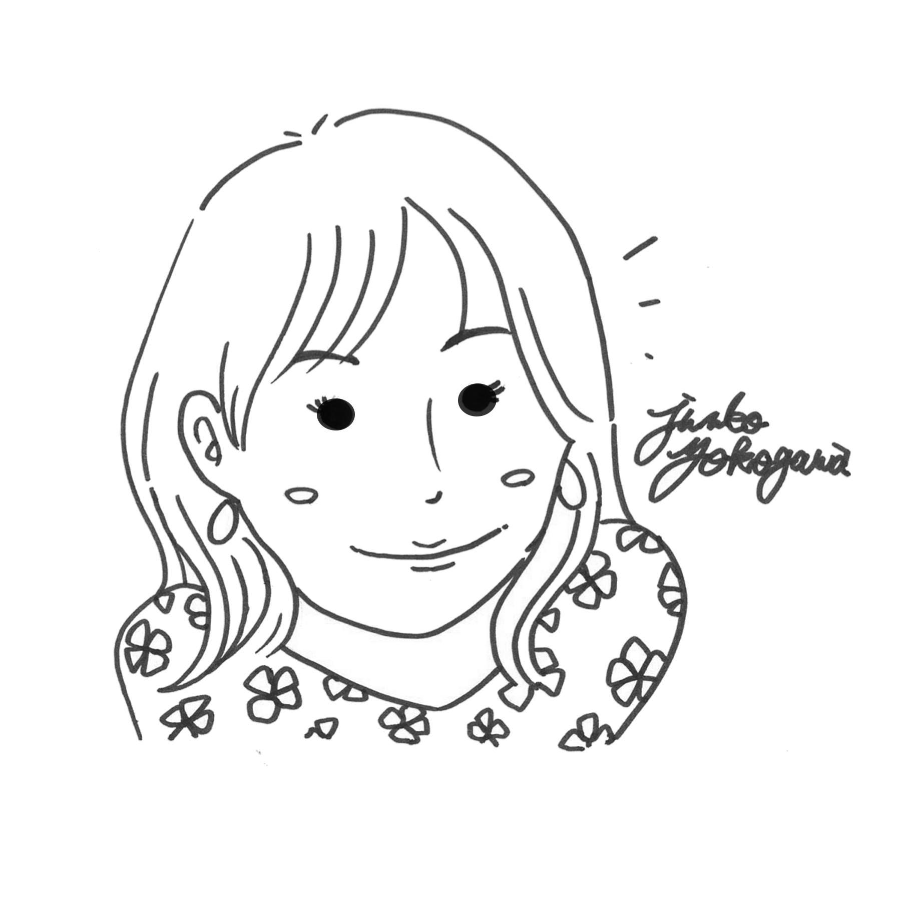 横川 順子 - junko yokogawa